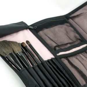 5pc Brush Collection w/ organizer bag Discontinued